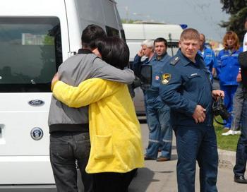 Взрыв в Нальчике обошелся без жертв. Фото с сайта news.mail.ru