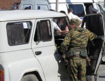 Взрыв в Каспийске: пострадали 17 сотрудников милиции. Фото с сайта vesti.kz