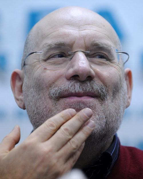 Борис Акунин. Фото: KIRILL KUDRYAVTSEV/AFP/GettyImages