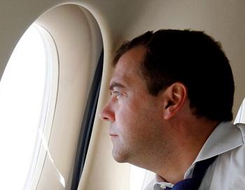 Дмитрий Медведев. Фото: DMITRY ASTAKHOV/AFP/Getty Images