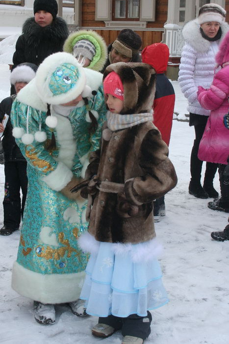 Стихи для Деда Мороза. Фото: Оксана Торбеева/Великая Эпоха (The Epoch Times)