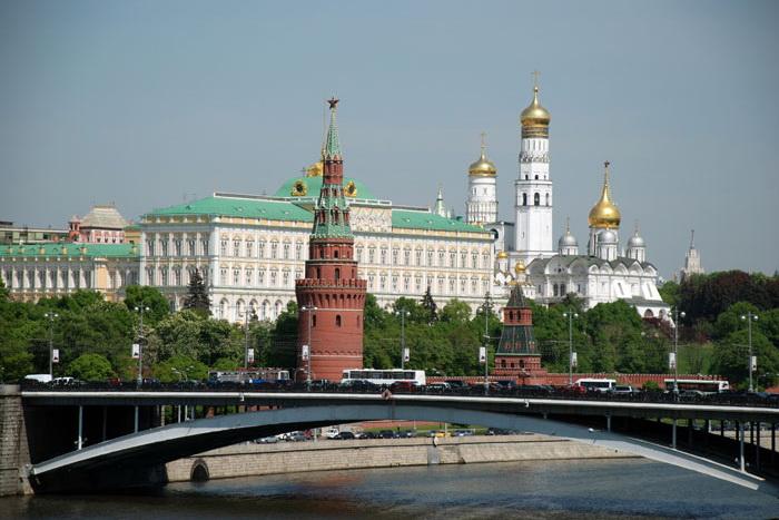 Вид на Кремль, Москва, Россия. Фото: Юлия Цигун/Великая Эпоха (The Epoch Times)