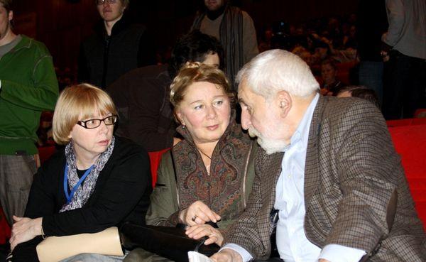 Члены Жюри Общественных организаций на открытии фестиваля