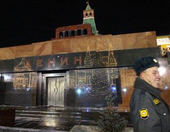 Мавзолей В.И. Ленина Фото: STRINGER/AFP/Gatty Images