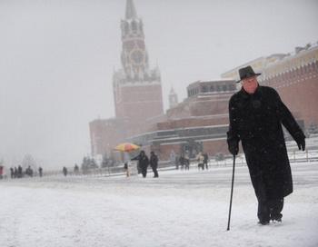 Россияне, уходящие на пенсию позднее установленного законом срока, будут получать больше. Фото: Dmity Kostyukov/AFP/Getty Images