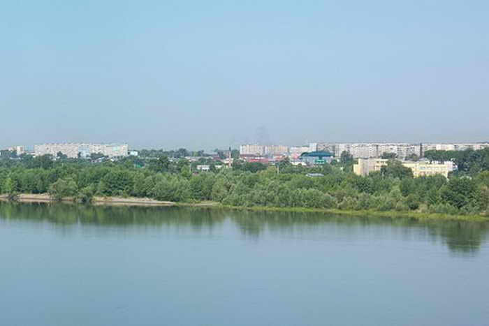 Бийск. Фото с сайта ru.wikipedia.org