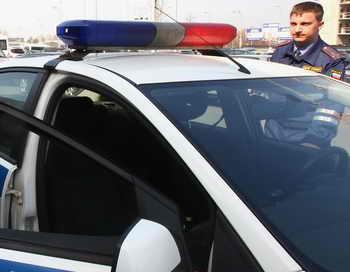 В Москве задержан водитель, который на «жигулях» протаранил несколько машин и пытался скрыться. Фото: Alexander Hassenstein/Bongarts/Getty Images