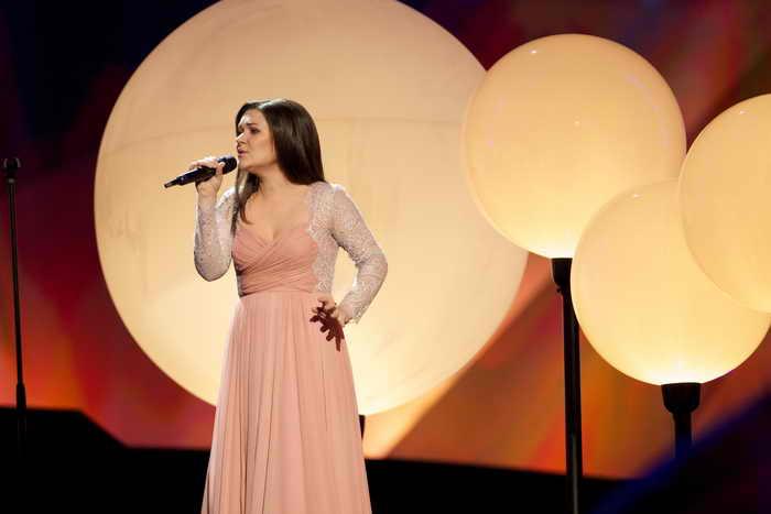Российская певица Дина Гарипова стала пятой на «Евровидении-2013». Фото: Ragnar Singsaas/Getty Images