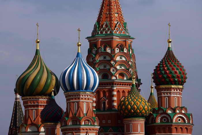 Москва. Фото: Julian Finney/Getty Images