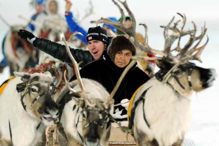 ЮНЕСКО поможет Югре сохранить культуру малочисленных народов Севера. Фото: NATALIA KOLESNIKOVA/AFP/Getty Images
