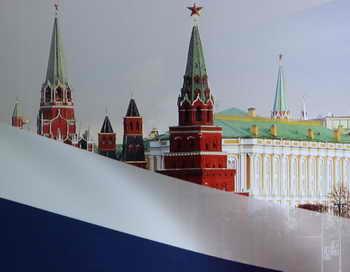 Гражданский саммит «Группы двадцати» (Civil 20 Summit), в котором примут участие более 350 представителей гражданского общества, СМИ, бизнеса, международных организаций, а также официальные лица, пройдёт Москве 13–14 июня. Фото: NATALIA KOLESNIKOVA/AFP/GettyImages