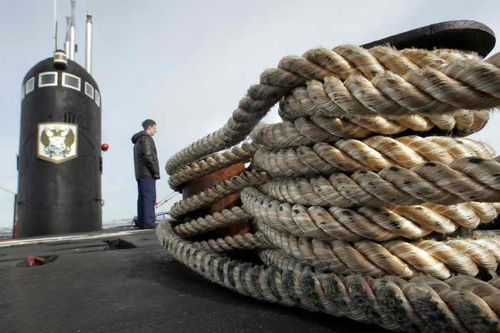 Власти Вьетнама намерены упростить процедуру захода российских военных кораблей в порт Камрань для осуществления технического обслуживания. Фото: ALEXANDER NEMENOV/AFP/Getty Images