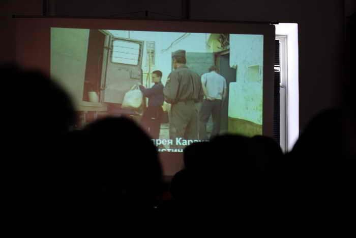 Первый в России кинотеатр документального кино открылся в Москве. Фото: Alexey SAZONOV/AFP/Getty Images