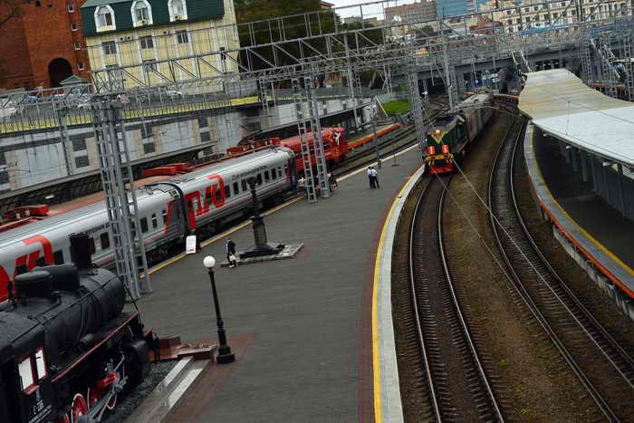 Железные дороги России и СНГ перешли на новый график движения поездов. Фото: SAEED KHAN/AFP/GettyImages