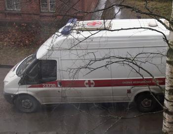 Машина скорой помощи. Фото: KIRILL KUDRYAVTSEV/AFP/Getty Images