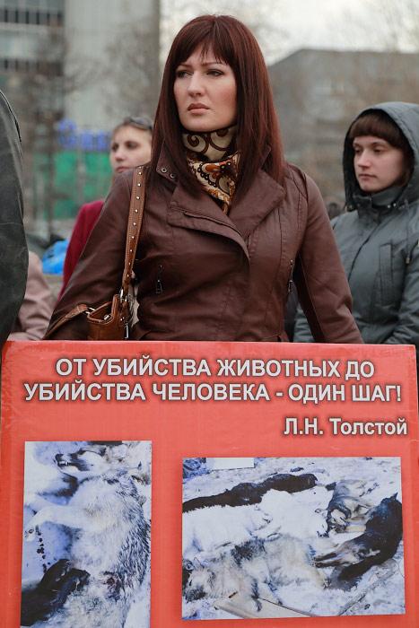 Россия без жестокости. Фото: Сергей Кузьмин/Великая Эпоха (The Epoch Times)