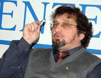 Председатель комитета «За гражданские права» Андрей Бабушкин. Фото: Ульяна Ким/Великая Эпоха