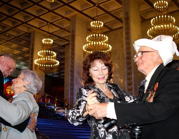 «Бал победителей» - бал ветеранов Второй мировой в Москве. Фото: Великая Эпоха (The Epoch Times)