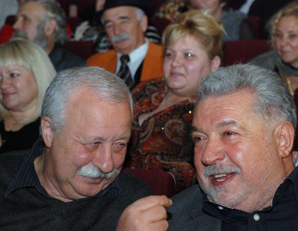 В зрительном зале. Фото: Юлия Цигун/Великая Эпоха (The Epoch Times)