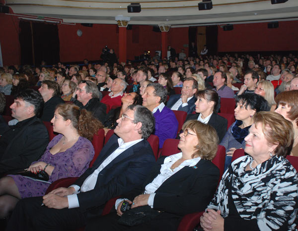 Зрительный зал. Фото: Юлия Цигун/Великая Эпоха (The Epoch Times)