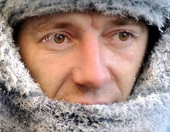 Сильные морозы в Москве установились в начале недели. Фото: NATALIA KOLESNIKOVA/AFP/Getty Images