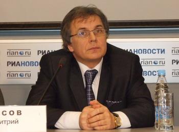 Владимир Касаткин, руководитель проекта Главмол. Фото: Елена Захарова/Великая Эпоха