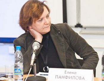 Совет по правам человека при президенте РФ покидает Елена Панфилова, борец с коррупцией  . Фото: www.hse.ru/news