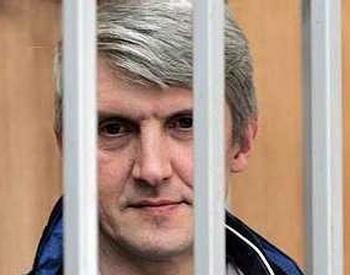 Платон Лебев выйдет на свободу в марте 2012 года. Фото:rusnovosti.ru