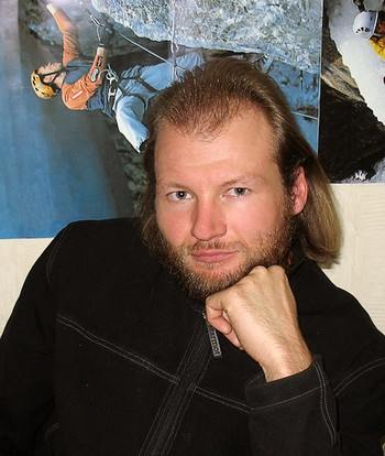 Павел Трофимов. Фото с promalp.baikal.ru