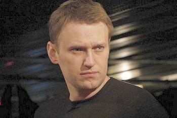 Популярный блогер Алексей Навальный. Фото: wikipedia.org