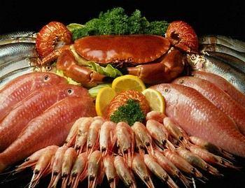 Морепродукты. Фото с content.mail.ru