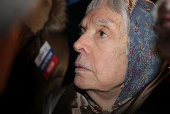 Людмила Алексеева. Фото: wikipedia.org