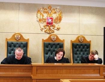 Суд в Краснодаре, 22 декабря 2011 г. Фото: Ульяна Ким /The Epoch Times