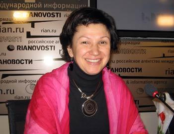 Рима Шарифуллина, президент ОО