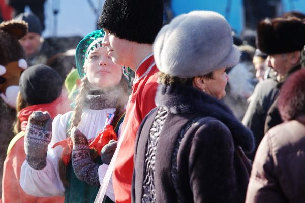 Варвара, мы любим тебя! - говорят ее поклонники. Фоторепортаж. Фото: Николай Ошкай/Великая Эпоха (The Epoch Times)