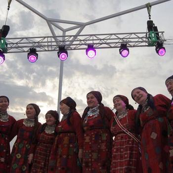 Бурановские бабушки. Фото РИА Новости