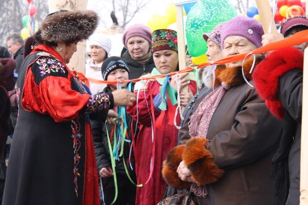 Новый год праздновали 24 марта в республике Хакасия  по  национальному календарю  Чыл Пазы. Фото: Великая Эпоха (The Epoch Times)