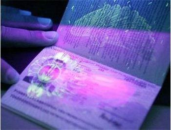 Паспорт РФ нового образца начала выдавать ФМС России. Фото с gorod55.ru