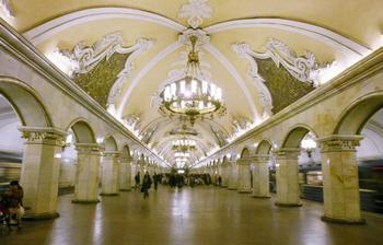 В московском метро введут фейс-контроль. Фото: Ian Walton/Getty Images