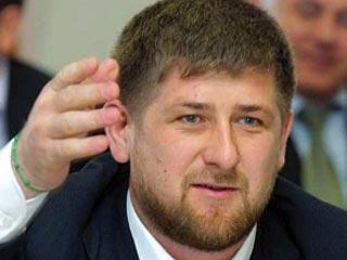 Рамзан Кадыров во второй раз вступил в должность главы Чечни.  фото с svpressa.ru