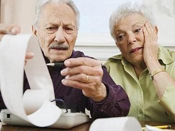 Индексация социальной пенсии в 2011 году будет произведена в один этап. Фото с soglasie-npf.ru