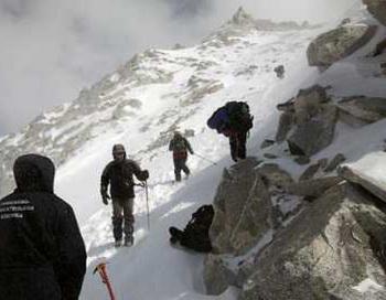 На Мунку-Сардык в Бурятии проходит всероссийский горный фестиваль. Фото с сайта baikal-daily.ru