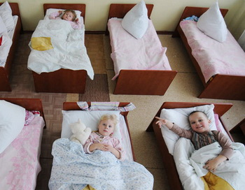 Детский сад. Фото РИА Новости