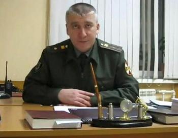 Уголовное дело возбуждено после видеообращения майора  Игоря Матвеева. Фото с сайта topnews.ru