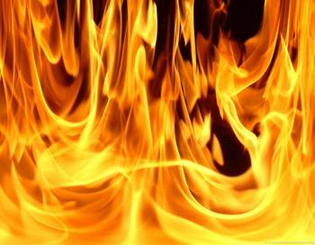 Пожар в «Лимпопо», аквапарке  Екатеринбурга. Фото с сайта http://timeszp.com