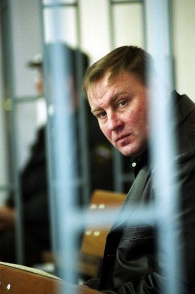 Арестован предполагаемый убийца Буданова. Фоторепортаж по делу убийства экс-полковника. Фото: AFP PHOTO / ANDREY SMIRNOV