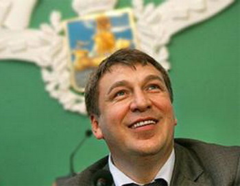 Бывший губернатор Костромской области Игорь Слюняев. Фото с сайта rybinskcity.ru