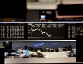 Во время кризиса 2008 года и военного конфликта с Грузией отток иностранного капитала составил 6,5% и 5,9% соответственно. На данный момент потерянно 7,2%.Фото: FRANK RUMPENHORST/AFP/Getty Images