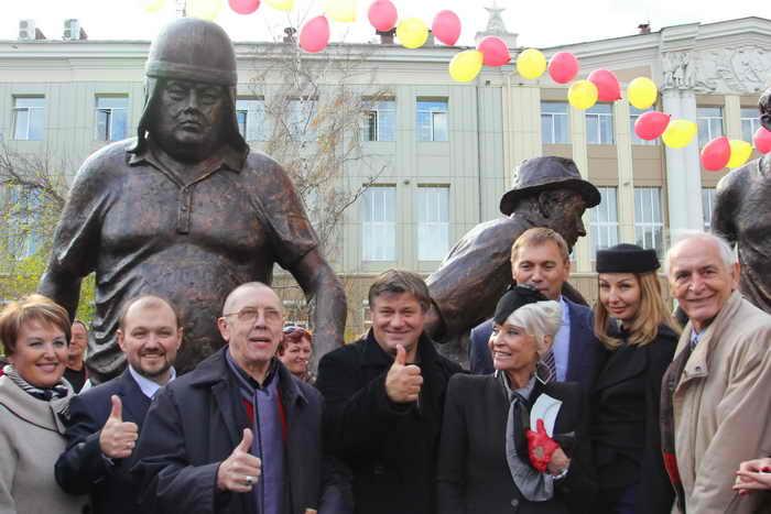 Памятник действительно – Во! Фоторепортаж. Фото: Нина Апёнова/Великая Эпоха (The Epoch Times)
