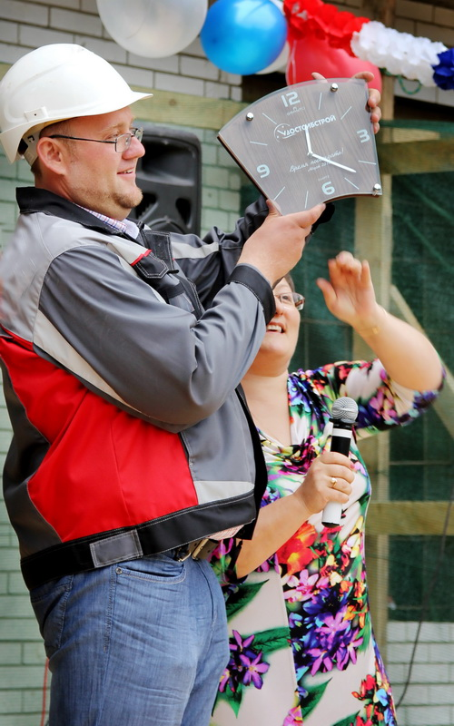 Фоторепортаж. Строитель — это зодчий. Фото: Нина Апёнова/Великая Эпоха (The Epoch Times)
